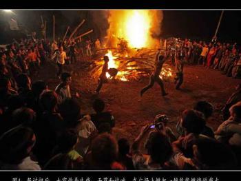 调浪村祭火迎新年04