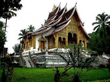 老挝的建筑