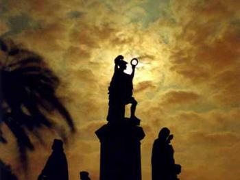 利马的公墓