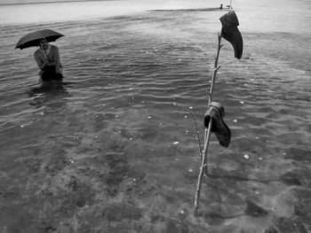 乌尔米耶湖的泥浴10