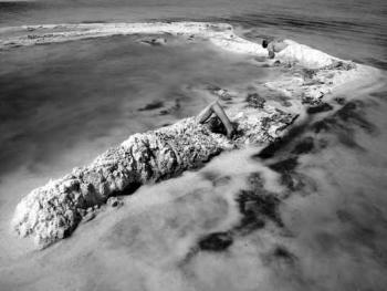 乌尔米耶湖的泥浴02