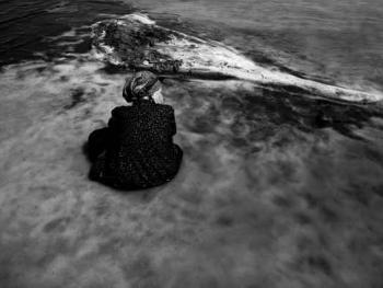 乌尔米耶湖的泥浴08