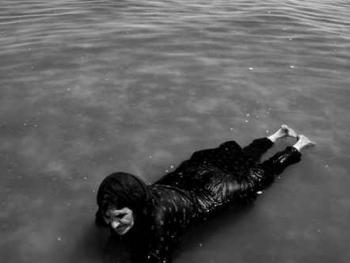 乌尔米耶湖的泥浴09