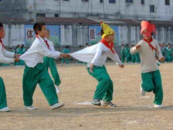 中国民间儿童体育游戏10