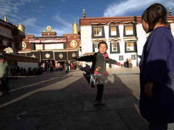 中国民间儿童体育游戏12