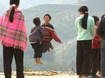 中国民间儿童体育游戏05