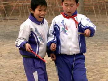 中国民间儿童体育游戏07