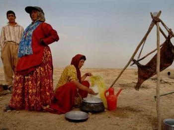伊朗的游牧民族卡什加人10