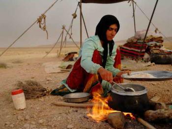 伊朗的游牧民族卡什加人11