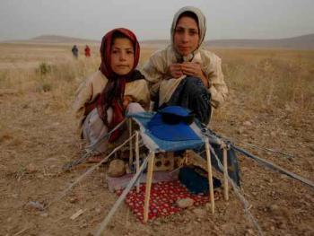 伊朗的游牧民族卡什加人01