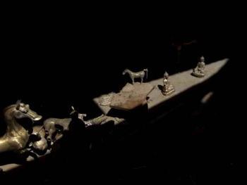 中国乡村青铜器制造10