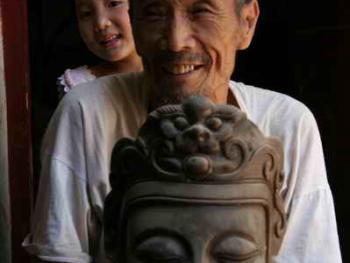 中国乡村青铜器制造11