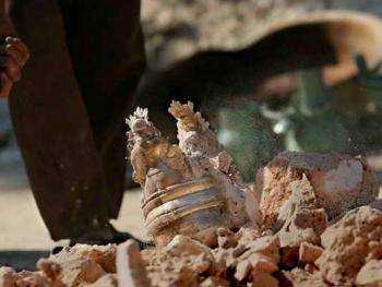 中国乡村青铜器制造09