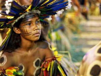 巴西的印第安人