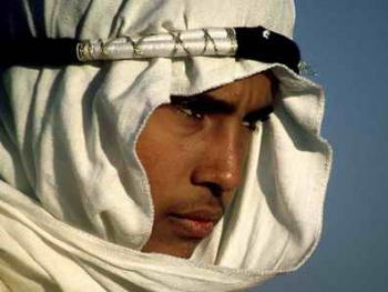 从撒哈拉来的男人