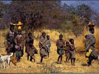 安哥拉的姆维拉人