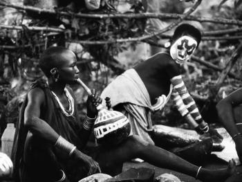 苏尔玛部落的身体艺术05