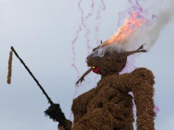 立陶宛狂欢节上的面具10