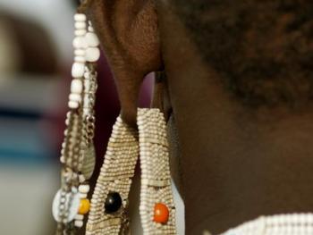 马赛人的珠饰10