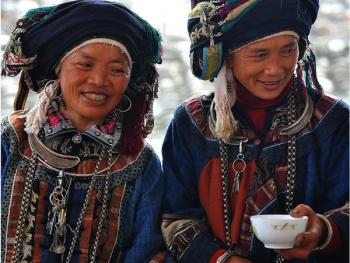 滇桂交界处的彝族人04