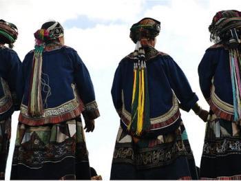 滇桂交界处的彝族人09