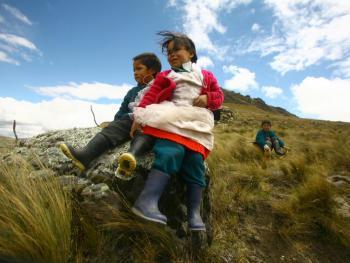 秘鲁的孩子10
