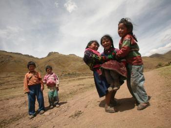 秘鲁的孩子07