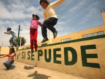 秘鲁的孩子09