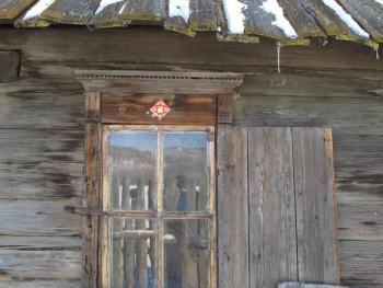 华俄后裔的木刻楞10