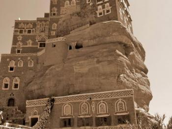 也门建筑1
