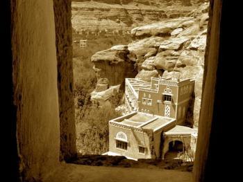 也门建筑2