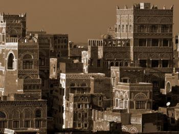 也门建筑3