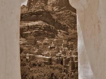 也门建筑5