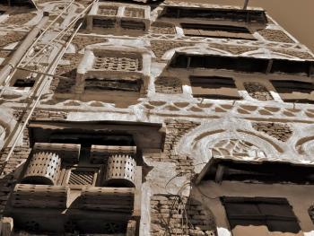 也门建筑6