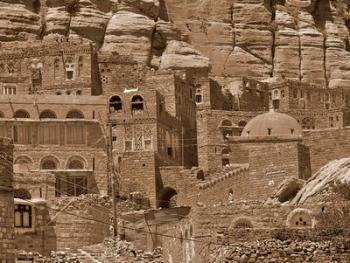 也门建筑7