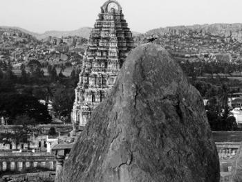 古印度建筑遗存的雕刻艺术
