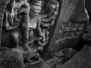 古印度建筑遗存中的雕刻艺术04