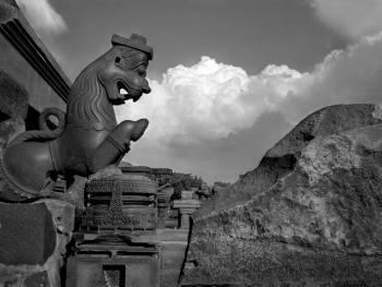古印度建筑遗存中的雕刻艺术05