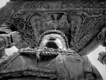 古印度建筑遗存中的雕刻艺术07