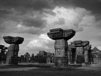 古印度建筑遗存中的雕刻艺术08