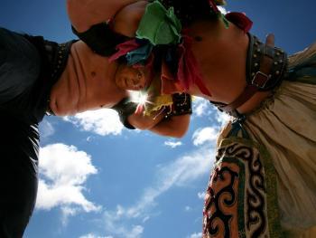 蒙古族传统体育竞技07