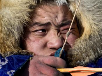蒙古族传统体育竞技08