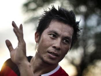 老挝的藤球运动04