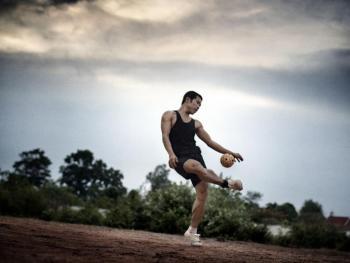 老挝的藤球运动08