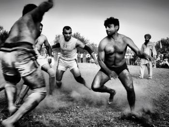 希腊旁遮普邦移民的卡巴迪锦标赛4