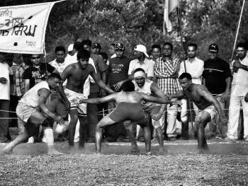 希腊旁遮普邦移民的卡巴迪锦标赛7