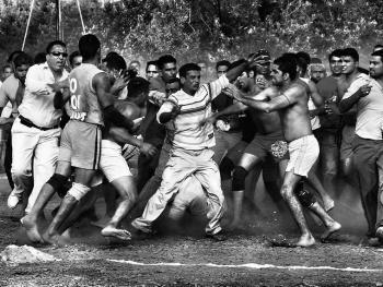 希腊旁遮普邦移民的卡巴迪锦标赛8