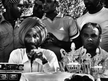 希腊旁遮普邦移民的卡巴迪锦标赛9