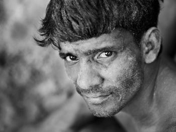 孟加拉传统摔跤06