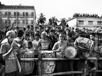 孟加拉传统摔跤08